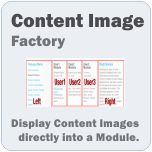Content Image Factory Demo