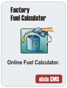 Factory Fuel Calculator for Elxis