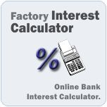 Factory Interest Calculator Demo