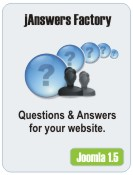 jAnwers Factory Demo for Joomla 1.5