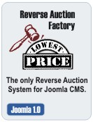 reverse auction Factory 1.4.4