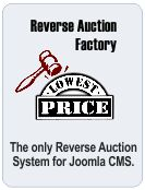 Reverse Auction Factory