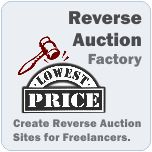Reverse Auctions Factory