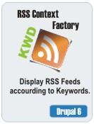 rss Context Factory for Drupal