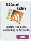 rss Context Factory for modx