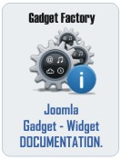 Joomla Widgets for Windows